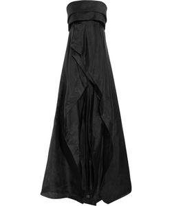 Donna Karan New York | Wool And Silk-Blend Organza Gown