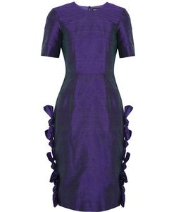 House Of Holland | Polly Silk-Shantung Dress