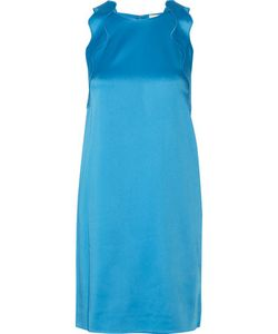 3.1 Phillip Lim | Scalloped Satin-Crepe Mini Dress