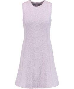 Issa | Claudia Stretch Jacquard-Knit Mini Dress