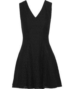 Rebecca Minkoff   Auriga Crocheted Cotton-Blend Mini Dress