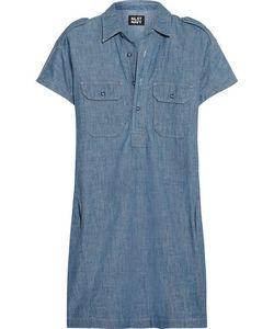 Nlst   Cotton-Chambray Mini Dress