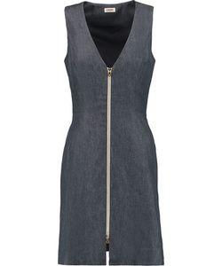 L'agence   Jacquelin Denim Mini Dress