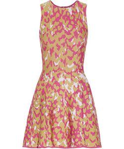 Issa | Marla Jacquard-Knit Mini Dress