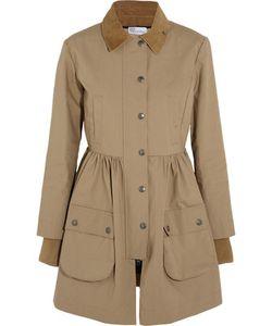RED Valentino | Redvalentino Cotton Mackintosh Coat