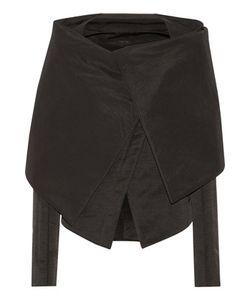 Gareth Pugh | Cape-Effect Cotton-Blend Faille Jacket