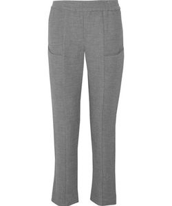 Thakoon Addition | Waffle-Knit Tapered Pants