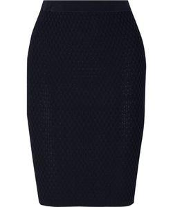 Jonathan Simkhai | Textured-Knit Pencil Skirt