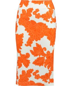Tanya Taylor | Peggy Printed Stretch-Jersey Skirt