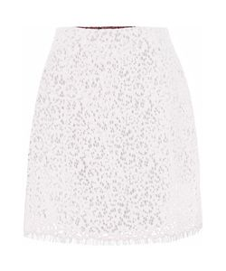 Carven | Lace Mini Skirt