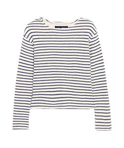Nlst | Breton Striped Knitted Top