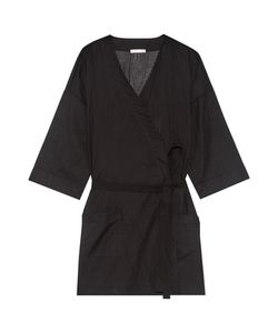 Skin | Ryder Striped Pima Cotton Robe