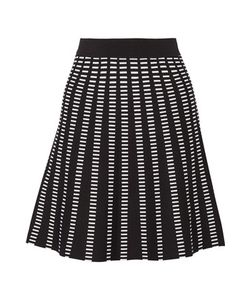 Ohne Titel | Dash Stretch Jacquard-Knit Mini Skirt