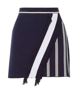 Tanya Taylor | Andy Striped Jacquard-Knit Skirt