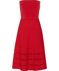 Ohne Titel | Cutout Stretch-Knit Dress