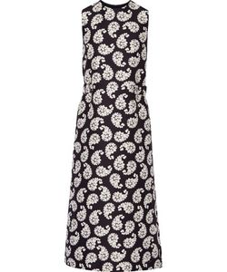Mother Of Pearl | Simmons Printed Cotton And Silk-Blend Midi Dress