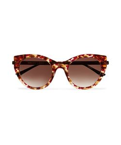 Thierry Lasry | Joyridy Cat-Eye Acetate And Metal Sunglasses