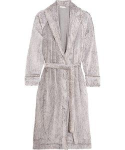 Skin   Velour Robe