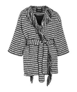 Raoul | Fringed Bouclé Coat
