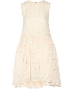 Co | Oversized Fil Upé Wool-Blend Dress