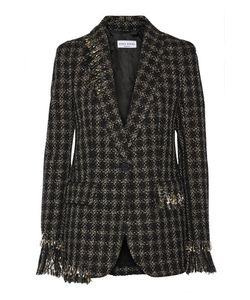 Sonia Rykiel | Embellished Metallic Tweed Blazer