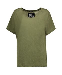 Nlst | Classic Tee Slub Cotton-Blend T-Shirt