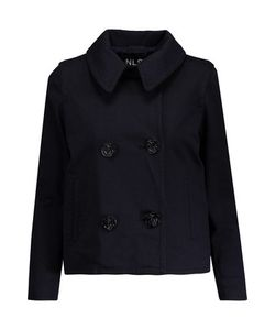 Nlst | Double-Breasted Cotton Jacket