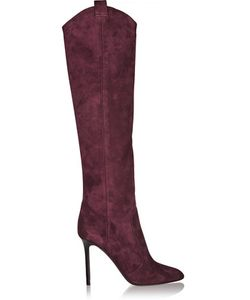 Tamara Mellon | Crazy Ride Suede Knee Boots
