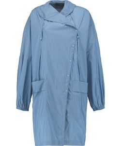 Tibi | Invisible Shell Hooded Coat