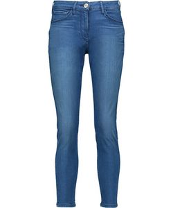 3X1 | W2.5 Crop Pencil Mid-Rise Skinny Jeans
