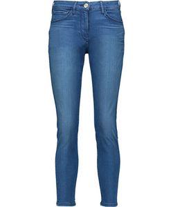 3X1 | W2.5 Crop Pencil Mid-Rise Skinny Jeans