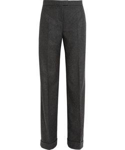 Michael Kors Collection | Mélange Wool And Cashmere-Blend Wide-Leg Pants