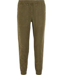 Nlst | Cotton And Hemp-Blend Track Pants