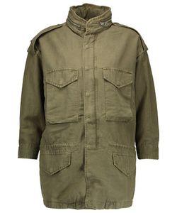 Nlst | Cotton-Blend Hooded Jacket