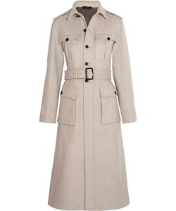 Joseph | Mili Felted Wool-Blend Coat