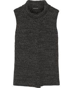 Thakoon | Split-Front Merino Wool Sweater