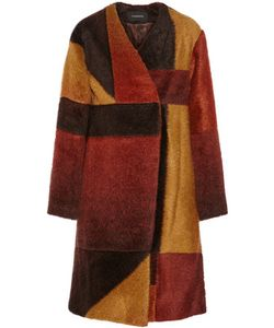 Thakoon | Patchwork Knitted Coat