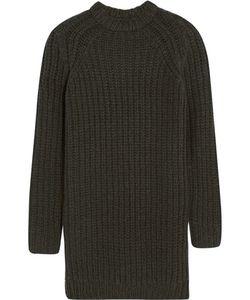 Nlst | Fisherman Chunky-Knit Sweater Dress