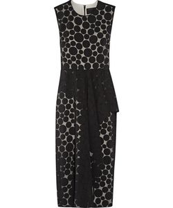 Cushnie Et Ochs | Polka-Dot Organza Midi Dress
