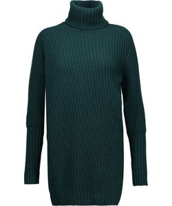 Belstaff | Eliora Ribbed Wool And Cashmere-Blend Turtleneck Sweater