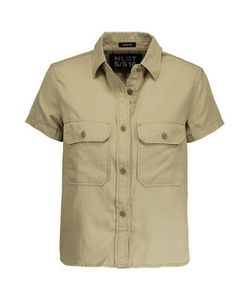 Nlst | Washed-Twill Shirt