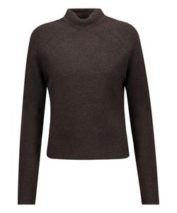 Jason Wu | Cropped Ribbed Wool-Blend Turtleneck Sweater