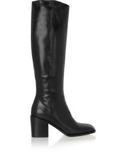 Maison Margiela | Leather Knee Boots