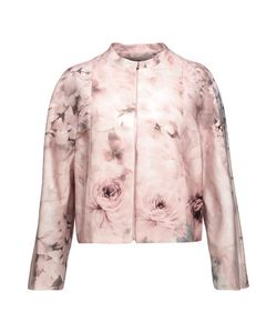 Valentino | Printed Cotton And Silk-Blend Jacket