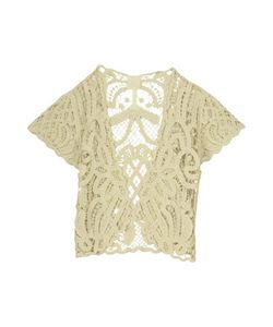 Anna Sui | Crocheted Cotton Cardigan
