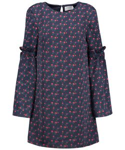 Tanya Taylor | Irene Printed Chiffon Mini Dress