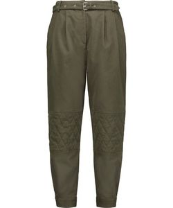 Belstaff | Reilelly Stretch Cotton-Twill Tapered Pants