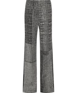 Jason Wu | Wool-Jacquard Wide-Leg Pants