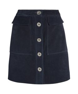 M.i.h Jeans | M.I.H Jeans Damas Suede Mini Skirt