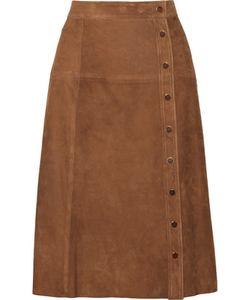 Vanessa Seward | Burton Suede Skirt